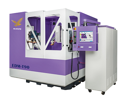 CNC Tires Mold Electrical Discharge Machine T90CNC6A